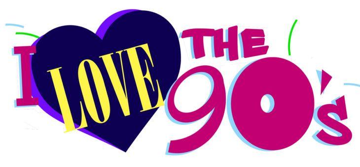 Jaren 90 mode komt terug!